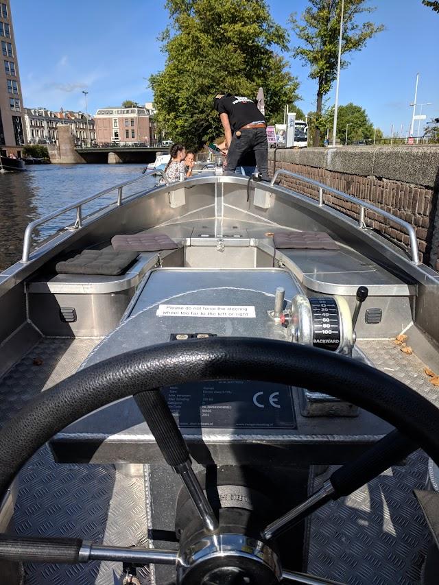 Mokumboot Boat Rental