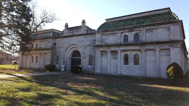 Oad Ridge Cemetery