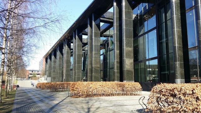 HumSam-biblioteket