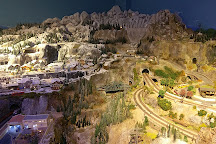 Musee du Train Miniature, Chatillon-sur-Chalaronne, France