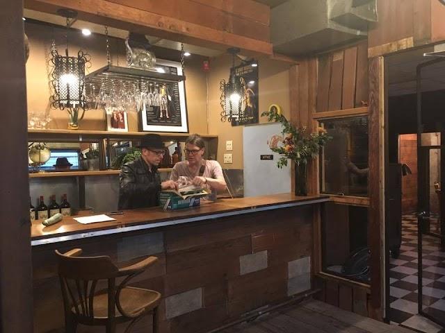 The Old Portland Wine Bar