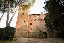 Castello delle Quattro Torri, Siena, Italy