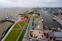Viewing Platform SAIL City, Bremerhaven, Germany