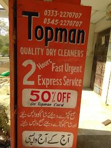 Topman Quality Dry Cleaners karachi