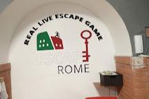 Escape Rome, Rome, Italy