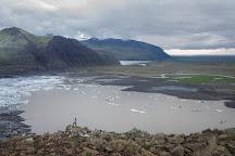 Skaftafellsjokull, Skaftafell, Iceland
