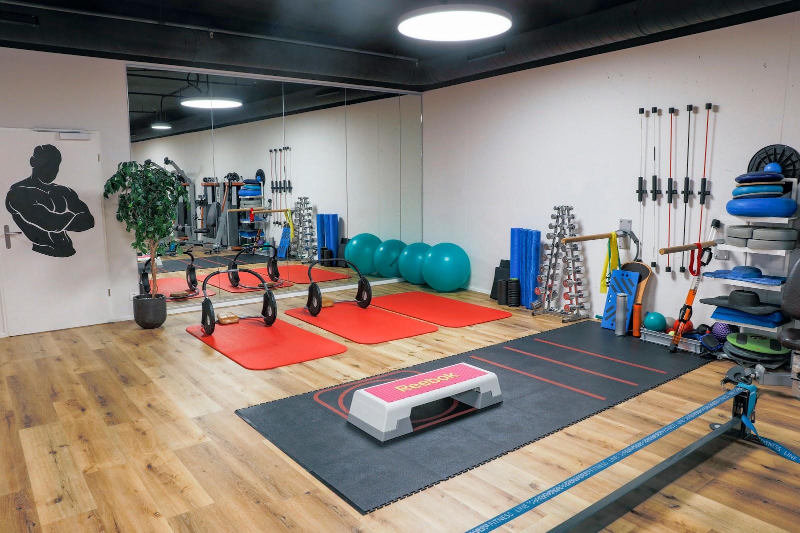 Baden Baden Fitnessstudio