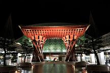 Kanazawa Station, Kanazawa, Japan