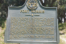 Fort Morris Historic Site, Midway, United States