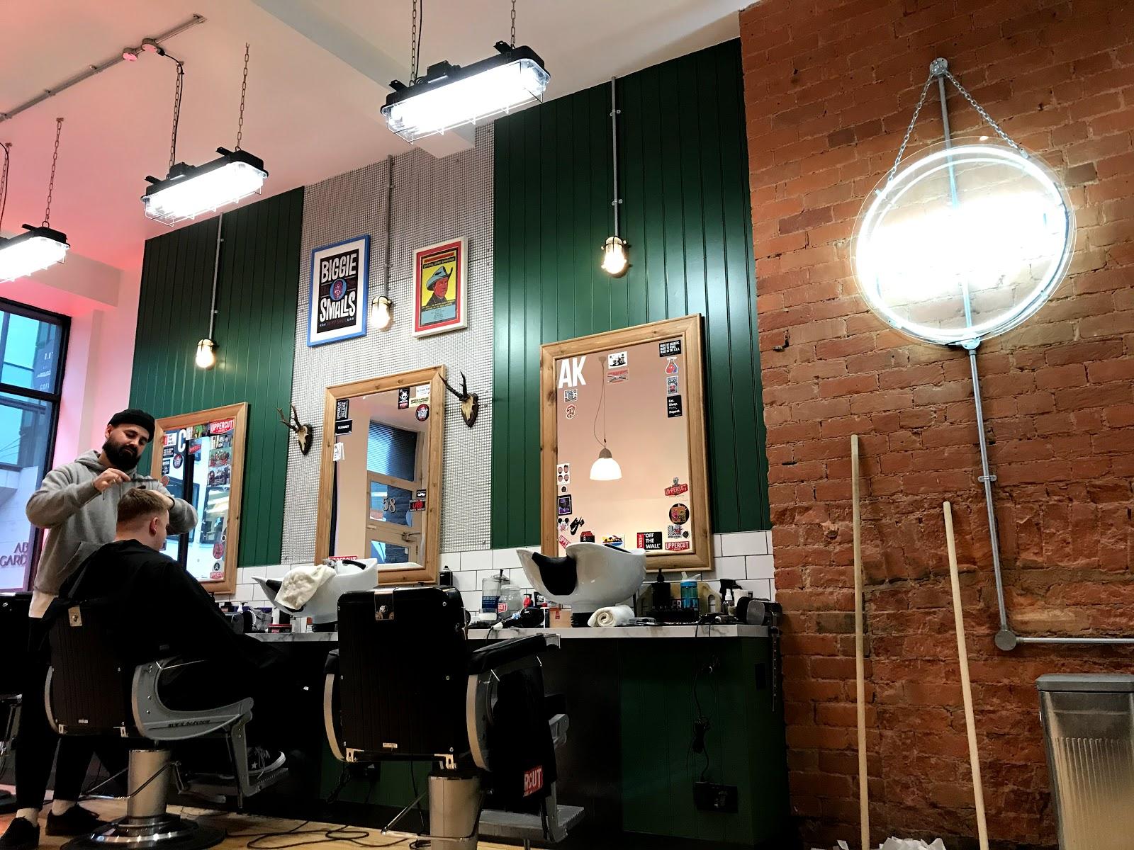 58 Barbershop