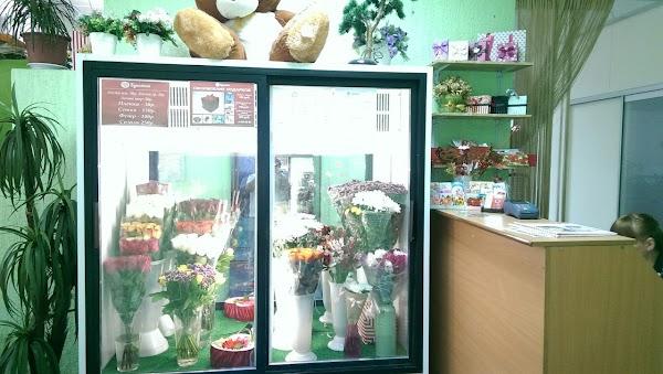 Доставка цветов тара омская область