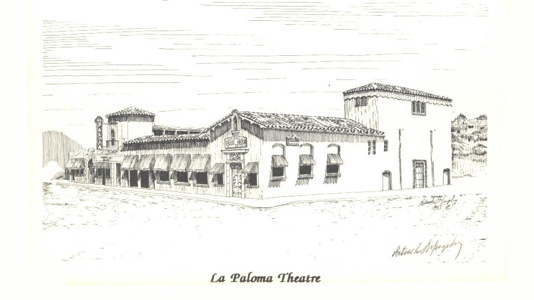 La Paloma Theatre 471 S Coast Hwy 101 Image