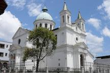 Iglesia Santa Barbara, Quito, Ecuador