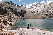 Laguna Churup, Huascaran National Park, Peru