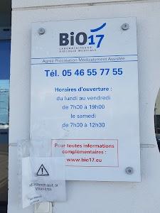 Laboratoire Bio17 Clinique Atlantique