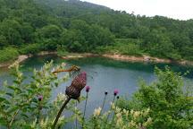 Nozoriko Lake, Nakanojo-machi, Japan