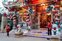 Chinese Temple, Mae Nam, Thailand