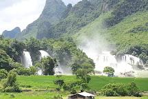 Ban Gioc Waterfall, Cao Bang, Vietnam