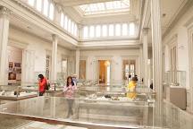 Museo de Minerales Andres del Castillo, Lima, Peru