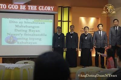 Ang dating daan coordinating centers directory