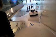 Citroen Showroom, Paris, France