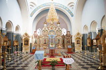 St. Simeon's and St. Anna's Orthodox Cathedral, Jelgava, Latvia