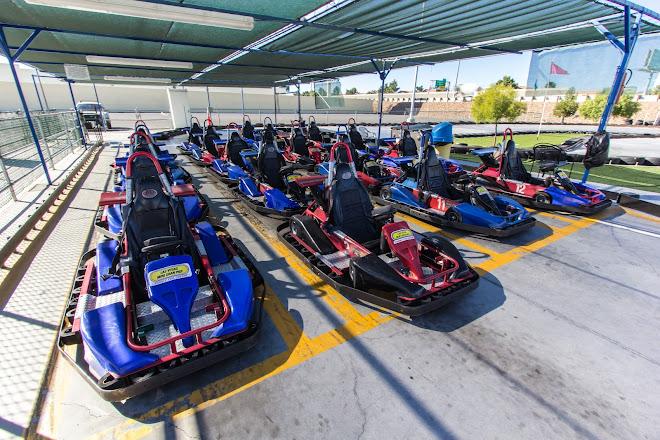Mini Las Vegas >> Visit Las Vegas Mini Gran Prix Family Fun Center On Your