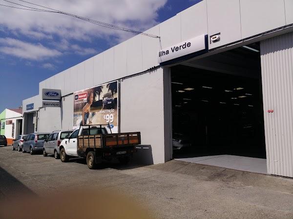 Auto Ilha Verde Concessionario Ford Oficina R Das
