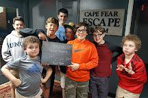 Cape Fear Escape Room, Wilmington, United States