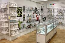 Boutique Metiers d'art du Quebec, Montreal, Canada