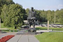 Khatyn Memorial, Lahojsk District, Belarus