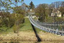 Souris Swinging Bridge, Souris, Canada