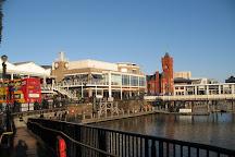 Water Tower, Cardiff, United Kingdom