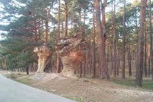 Necropolis de Revenga, Quintanar de la Sierra, Spain