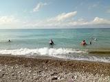 Центральний пляж Шепсі
