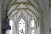 Stadtpfarrkirche Maria Himmelfahrt, Melk, Austria