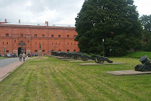 Military Historical Artillery Museum, St. Petersburg, Russia
