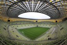Stadion Energa Gdańsk, Gdansk, Poland