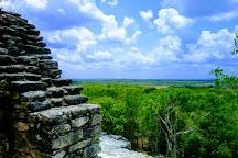 Zona Arqueologica de Dzibanche - Kinichna, Chetumal, Mexico