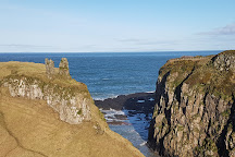 Dunseverick Castle, Bushmills, United Kingdom