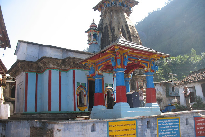 Visit Omkareshwar Temple on your trip to Ukhimath or India