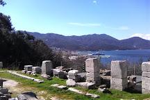 Ancient Theater of Thassos, Thassos Town (Limenas), Greece