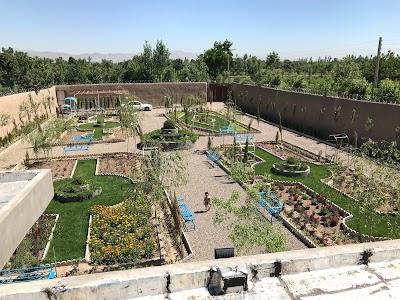 Mozaffari's Garden