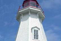 Mulholland Point Lighthouse, Campobello Island, Canada