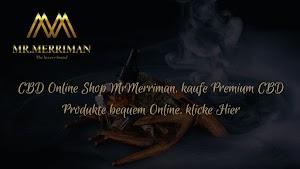 Premium CBD Online Shop MrMerriman