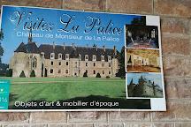 Chateau de Lapalisse, Lapalisse, France