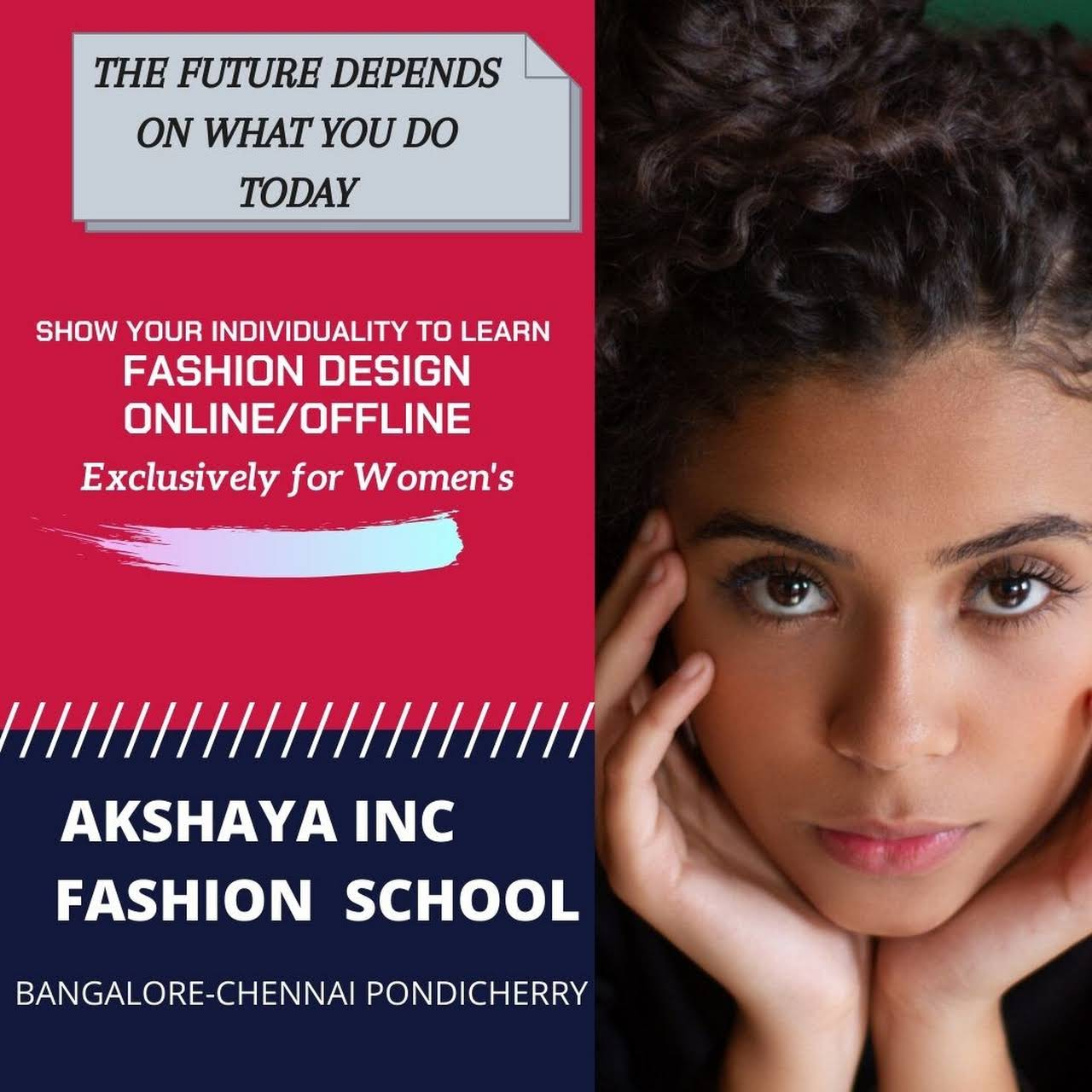 Akshaya Inc Fashion Women S Fashion Design School In Puducherry