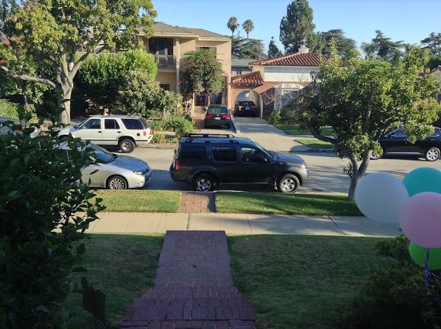 The Los Feliz Manor