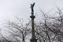 Iver Huitfeldt Memorial, Copenhagen, Denmark