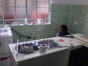 reformas y soluciones del hogar drywall, mayolica porcelanato pisos laminados electricidad 3